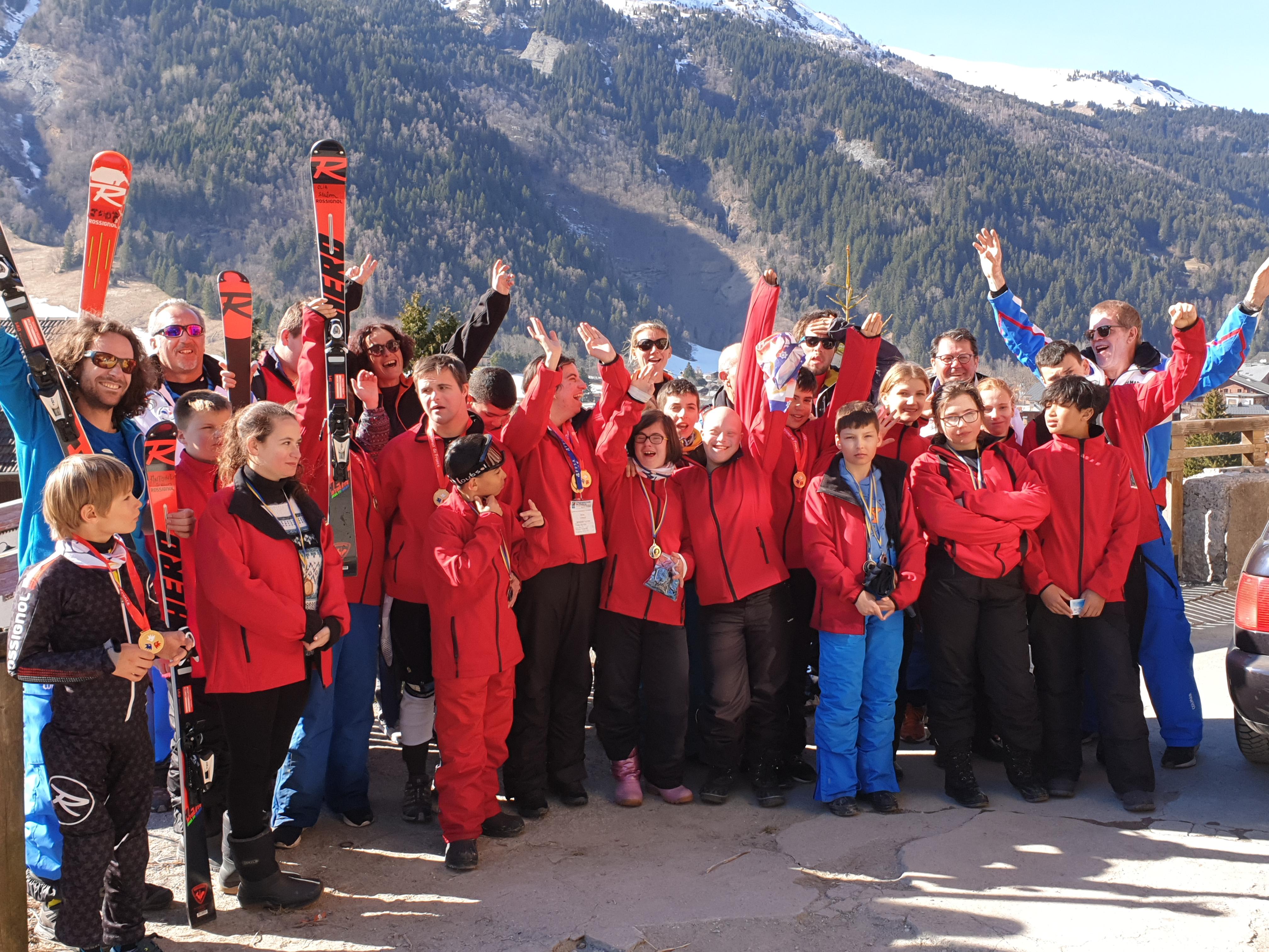 La saison de ski se termine !