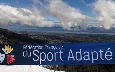 Retour sur les championnats de France de ski adapté à Lélex